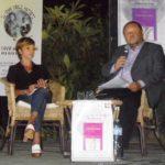 """Campobello di Licata, successo per la presentazione del romanzo di Nicoletta Bona """"Il mio Dio è Nero"""""""