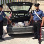 Naro, sorpresi a rubare pesche e albicocche: arrestati tre favaresi