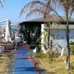 "Incendio ""Bellavista"": indagini aperte per capire la causa dell'esplosione"