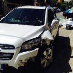 Incidente a San Leone: Suv travolge 14enne in Viale dei Giardini – FOTO