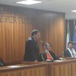 Agrigento, insediato il nuovo Presidente del Tribunale