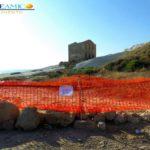 """Punta Bianca, vandali forzano barriere. MareAmico: """"immagini verranno consegnate all'Autorità Giudiziaria"""" – VIDEO"""