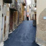 Agrigento, si ripristina il manto stradale nel centro storico: asfaltata via Sant'Onofrio