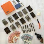 Agrigento: hashish, cocaina e pistola in un ovile. Arrestato 45enne