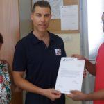 Bimbo salvato a San Leone dal soccorritore nisseno del 118 libero dal servizio:  lettera di encomio