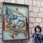 Artisti agrigentini all'estemporanea di Ganci in onore di Giambecchina