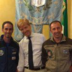 Sisma nel Centro Italia: il Sindaco Firetto incontra i volontari agrigentini di ritorno da Amatrice