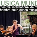 """Agrigento, al Tempio di Giunone il Concerto dell'Orchestra da Camera di """"Musica Mundi"""""""