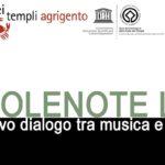 """Agrigento, al Tempio di Giunone musica, poesia e frammenti di prosa con """"Parole Note"""""""