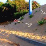 """San Leone, """"Liberiamo la pista ciclabile"""" dalla sabbia: MareAmico ripulirà l'area"""
