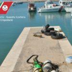 San Leone, controlli al porticciolo turistico: sanzioni e sequestri al titolare di un chiosco