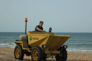 pulizia spiaggia 1