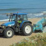 Ferragosto 2016: potenziata la pulizia giornaliera delle spiagge di San Leone