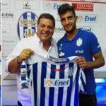 Tre nuovi acquisti per l'Akragas: firmano Riggio, Salvemini e Zanini