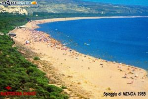 spiaggia minoa
