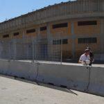 Agrigento, stadio Esseneto: procedono i lavori all'esterno e sul terreno di gioco