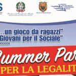 """A Eraclea Minoa il """"Summer Fantasy"""" per la Legalità"""