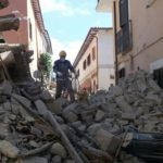 Colletta regionale post Terremoto Catania-Acireale