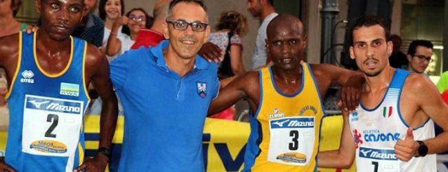 Al ruandese Felicien Muhitira il 24° Trofeo podistico Acsi Città di Ravanusa