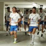 Verso Catania-Akragas: stamani risveglio muscolare per i biancoazzurri