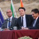 """Renzi ad Agrigento per il """"Patto per la Sicilia"""": """"la storia di Agrigento non è scenografia"""" – FOTO"""
