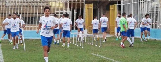 Akragas, domani la ripresa degli allenamenti in vista del Catanzaro