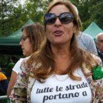 """Un sindaco dalla """"camicia verde"""": Angela Maraventano si propone come primo cittadino delle Pelagie"""