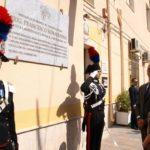 Lampedusa, intitolata al brigadiere Bonadonna la Stazione dei Carabinieri: presente il ministro Alfano