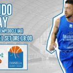 Basket, oggi la Fortitudo Moncada Agrigento al PalaMoncada contro la Zannella Basket Cefalù