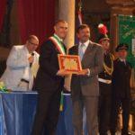 Sciacca, conferita la cittadinanza onoraria a Sir Rocco Forte