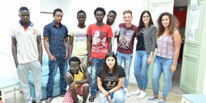 """""""L'Europa Inizia a Lampedusa"""": reportage del liceo di Ravanusa sulla condizione dei giovani migranti"""