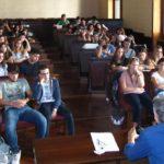 """Al Libero Consorzio di Agrigento, la prima giornata del progetto """"Alternanza scuola – lavoro"""" con il Liceo Empedocle"""