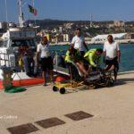 Porto Empedocle, marittimo di un motopesca avverte malore: soccorso in mare