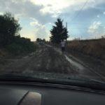 Racalmuto, strade danneggiate dopo il nubifragio. Messana chiede interventi