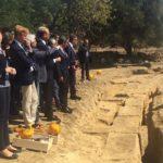 """Agrigento, scavi per il Teatro Greco di Akragas. Firetto: """"la storia che riemerge"""""""
