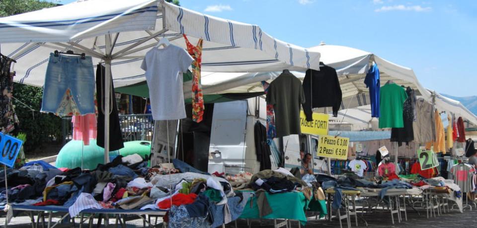 Protezione Civile del Libero Consorzio di Agrigento domani in servizio al mercato di via La Malfa