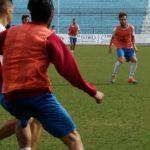 Akragas, nuova seduta d'allenamento allo stadio Esseneto