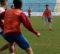 Akragas, allenamento tecnico-tattico in vista della sfida contro la Reggina