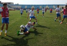 Akragas, intenso allenamento in vista della Casertana