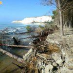 """Allarme erosione costiera a Eraclea Minoa, MareAmico: """"persi più di 120 metri di spiaggia"""" – VIDEO"""