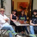 Gli artisti della Associazione Culturale Factory Arts alla Collettiva d'Arte e alla Estemporanea di Pittura di Sciacca