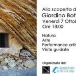 Agrigento, al Giardino Botanico di scena pittura estemporanea e visite guidate