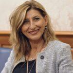Lampedusa: l'ex sindaco Giusi Nicolini riceve un plauso da Matteo Renzi