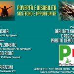 Povertà e Solidarietà: convegno del Pd ad Agrigento