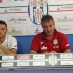 """L'Akragas alla prova Fidelis Andria, Di Napoli: """"chiedo ai miei giocatori il mille per mille"""""""
