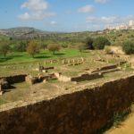 Valle dei Templi: ritrovati diversi reperti nell'area del tempio romano