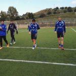 Akragas, allenamento a Fontanelle: domenica il derby col Messina