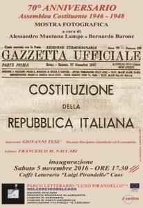 assemblea costituente mostra