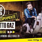 """Riccardo Gaziano torna alle origini: in radio con """"A tutto Gaz"""""""