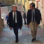 """Agrigento, Firetto visita le strade del centro storico di """"Girgenti"""""""